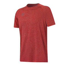 Umbro Mens Performance Training Tee Red S, Red, rebel_hi-res
