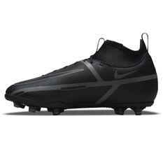 Nike Phantom GT2 Club Dynamic Fit Football Boots Black/Grey US 1, Black/Grey, rebel_hi-res