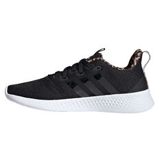 adidas Puremotion Womens Casual Shoes Black US 6, Black, rebel_hi-res