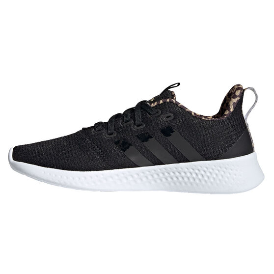 adidas Puremotion Womens Casual Shoes, Black, rebel_hi-res