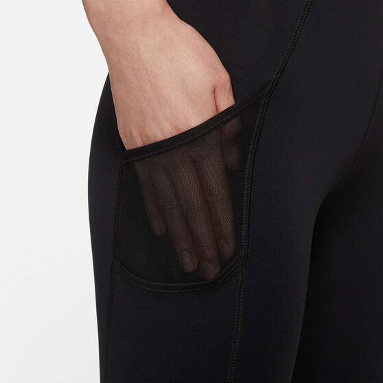 Nike Womens Epic Luxe Run Division Tights, Black, rebel_hi-res