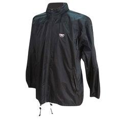 Team Stolite Explorer Wet Weather Jacket Black M Adult, Black, rebel_hi-res
