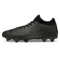 Puma Future Z 4.1 Football Boots Black US Mens 7 / Womens 8.5, Black, rebel_hi-res