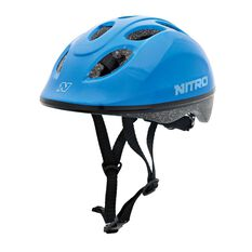 Nitro Toddler Bike Helmet Blue XS, , rebel_hi-res