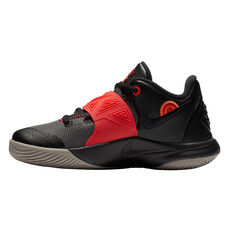 Nike Kyrie Flytrap III Kids Basketball Shoes Black US 11, Black, rebel_hi-res