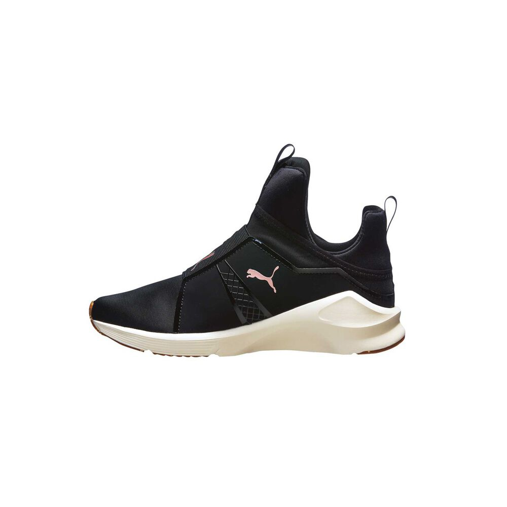 9a01a40d7d44 Puma Fierce Velvet Rope Womens Training Shoes Black   White US 6 ...