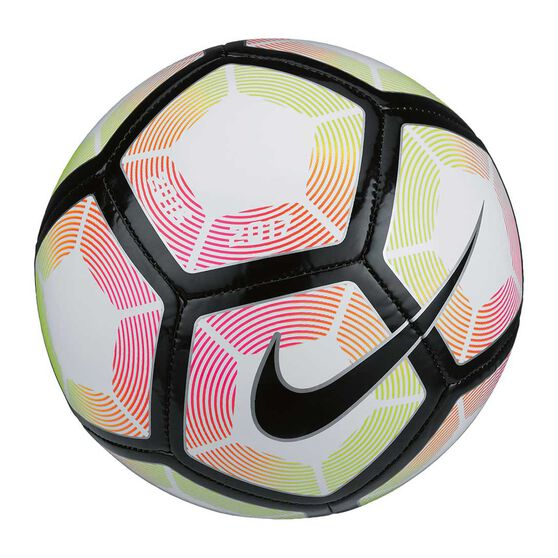 0576d27a69b4b Nike Skills Soccer Ball White   Crimson 1