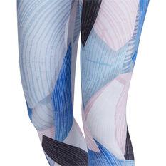 adidas Womens Believe This 2.0 Nini Sum Training Tights, Multi, rebel_hi-res