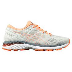 Asics GEL Superion 3 Womens Running Shoes Grey US 6, Grey, rebel_hi-res