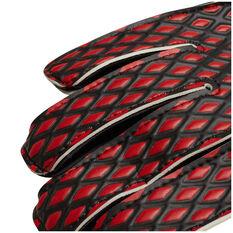 adidas Predator 20 Junior Training Goalkeeping Gloves, Black / Red, rebel_hi-res