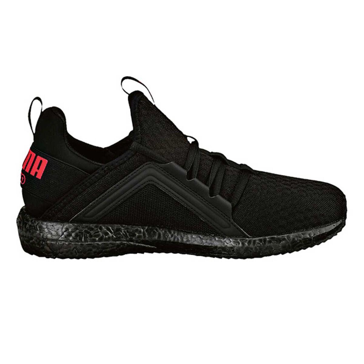 Black Sport Nrgy Puma Us Womens Shoes Pink 6Rebel Mega Running EH9WIYD2