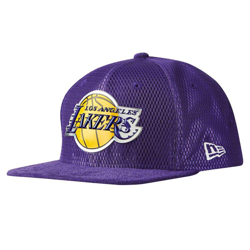 1edf26388df New Era Los Angeles Lakers 9FIFTY On Court Snapback Cap OSFA