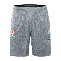 6d3ad2e6d44 Warriors 2019 Mens Gym Shorts Grey S, Grey, rebel_hi-res ...
