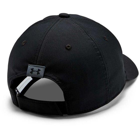 Under Armour Youth Project Rock Cap Black / Grey OSFA, Black / Grey, rebel_hi-res