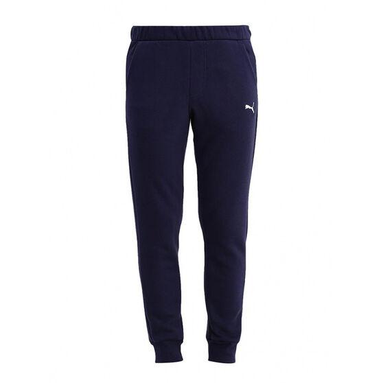 7c218425fe0c ... Puma Mens Essential Sweat Pants Navy XL Adult