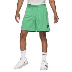 "Giannis ""Freak"" Mens Mesh Basketball Shorts Green S, Green, rebel_hi-res"