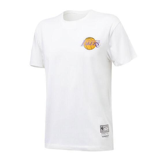 Los Angeles Lakers Retro Repeat Tee, , rebel_hi-res