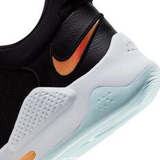 Nike PG 5 Mens Basketball Shoes, Black, rebel_hi-res