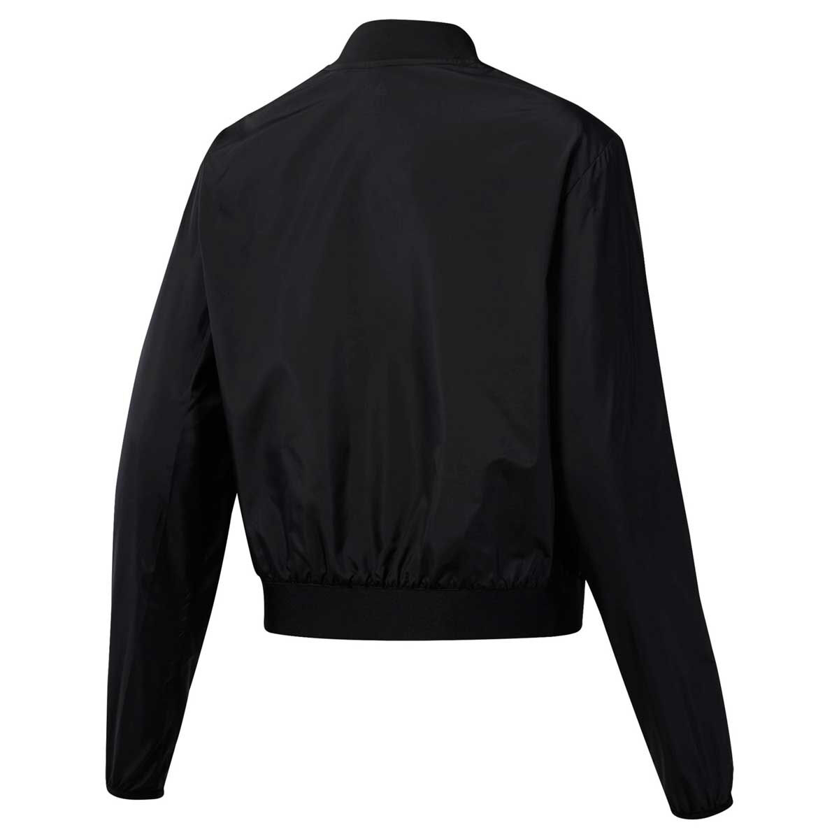 Details about Adidas Women's Team Woven Jacket, BlackWhite