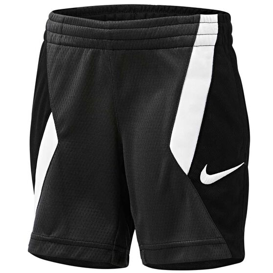 Nike Dri-FIT Boys Avalanche Basketball Shorts, Anthracite, rebel_hi-res