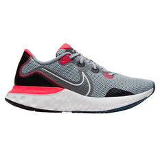 Nike Renew Run Mens Running Shoes Grey/Black US 7, Grey/Black, rebel_hi-res