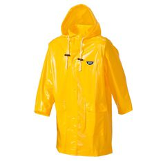 Team Yellow School Raincoat Yellow 6 Junior, Yellow, rebel_hi-res