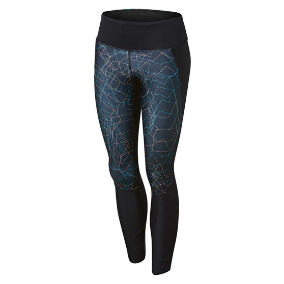 Under Armour Womens Fly Fast Tights, , rebel_hi-res