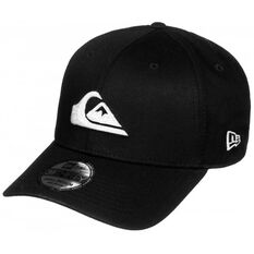 Quiksilver Mountain Wave Cap Black S / M, Black, rebel_hi-res
