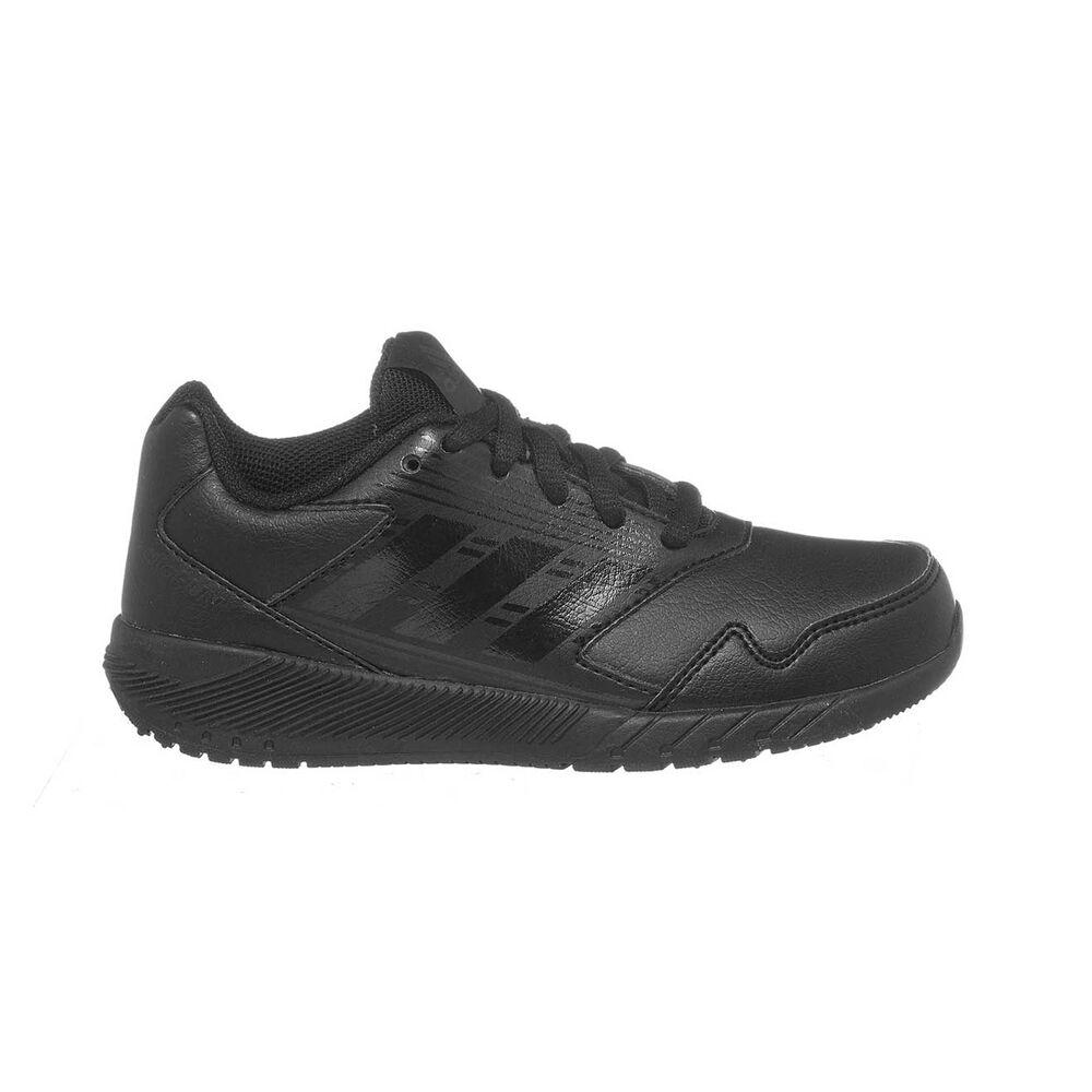 3bb1b3ce3 adidas Alta Run Kids Running Shoes Black US 1