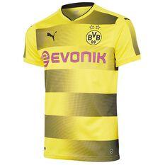 Borussia Dortmund 2018 Mens Home Jersey, , rebel_hi-res