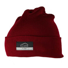 Elude Mens AE Beanie, , rebel_hi-res