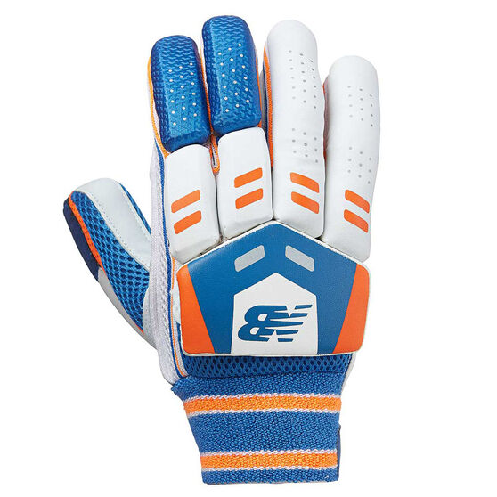 New Balance Junior DC 380 Cricket Gloves, , rebel_hi-res
