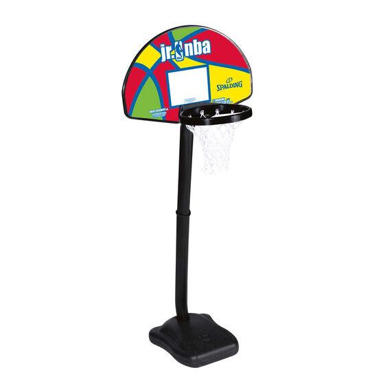 Spalding Junior 24in Portable Basketball System, , rebel_hi-res