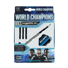 Target World Champions 80 Percent Tungsten Darts, , rebel_hi-res