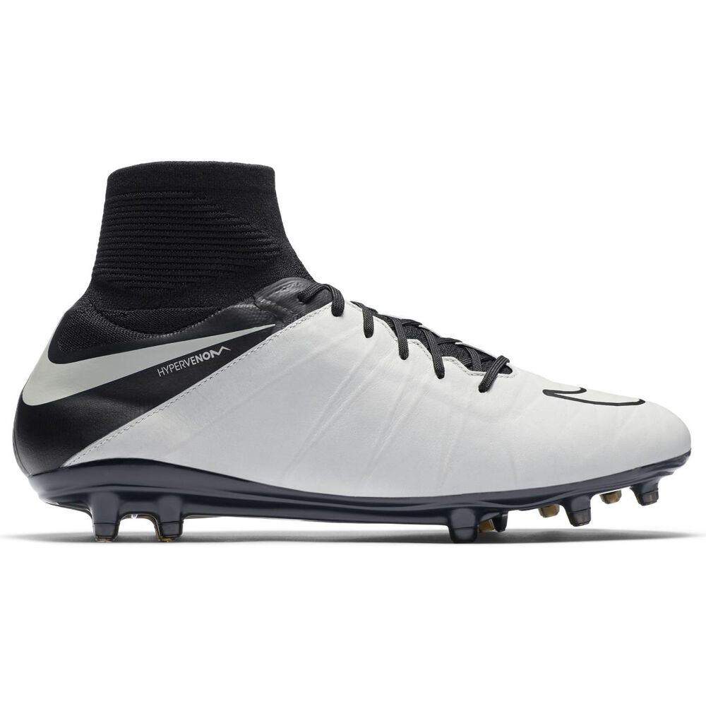c94f54bad Nike HyperVenom Phantom II Tech Craft Black   White US 8.5 Adult ...