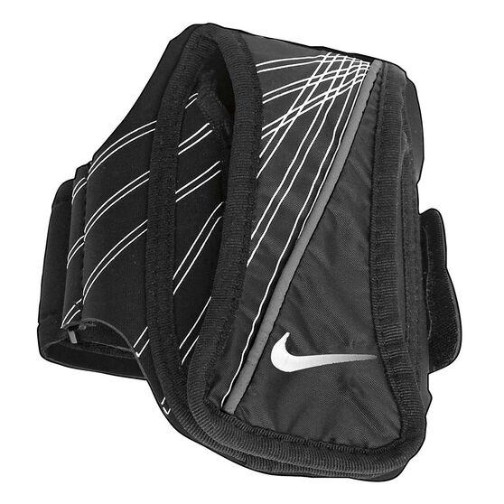 Nike Running Arm Wallet Black / White, , rebel_hi-res