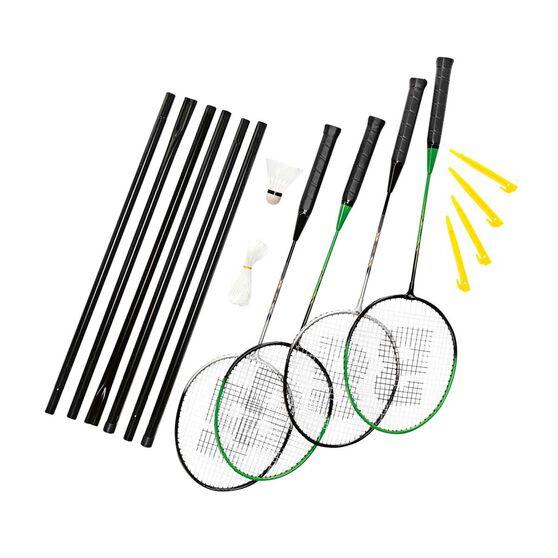Blazen Badminton Four Player Set, , rebel_hi-res