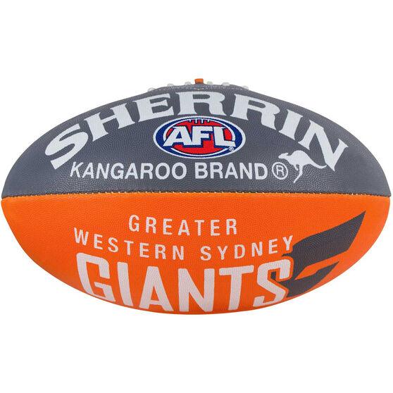Sherrin GWC AFL Ball, , rebel_hi-res