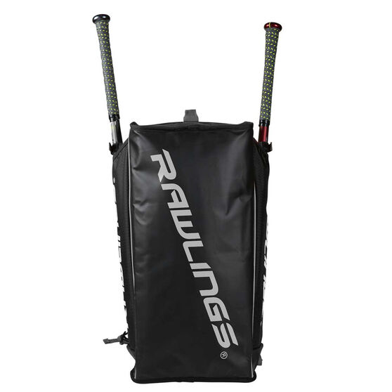 Rawlings Backpack Duffel Hybrid Baseball Bag, , rebel_hi-res