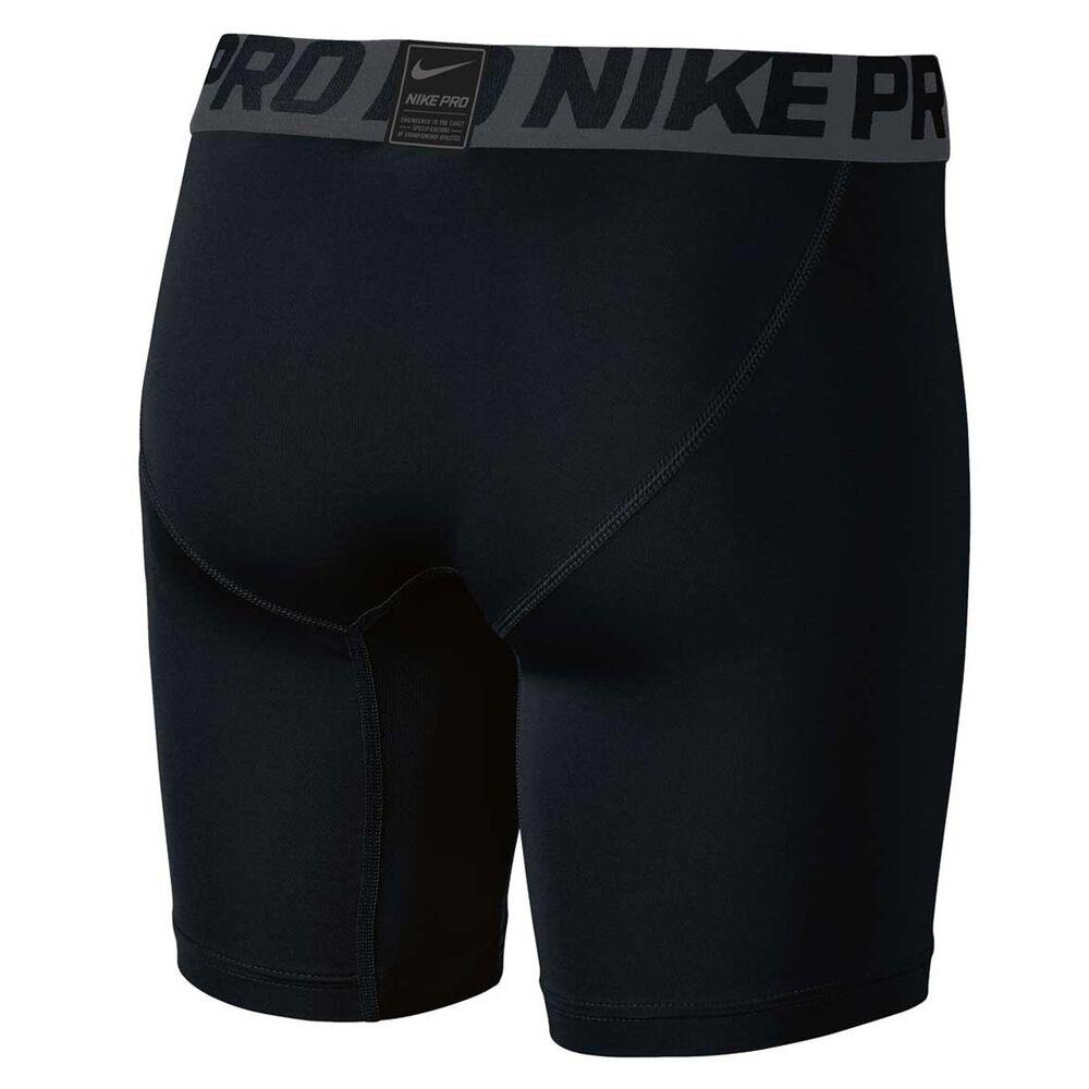 brand new 9b928 b0fb3 Nike Pro Boys Hypercool Compression Shorts Black   Grey L, Black   Grey,  rebel hi