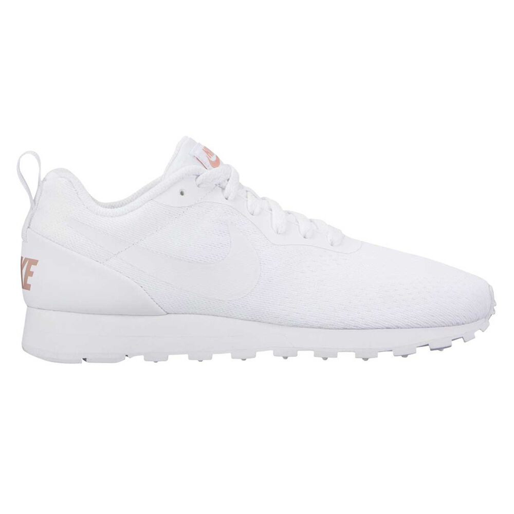 403f886c26f Nike MD Runner 2 Womens Casual Shoes White   Pink US 6