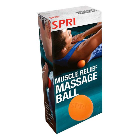 SPRI Muscle Relief Massage Ball, , rebel_hi-res
