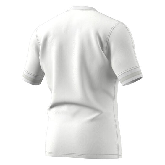 All Blacks 2020 Mens Away Jersey, White, rebel_hi-res
