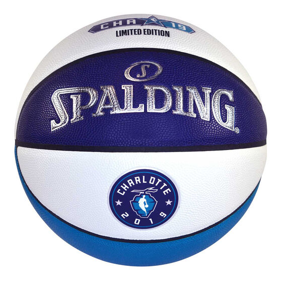 Spalding NBA Charlotte All Star 2019 Basketball, , rebel_hi-res