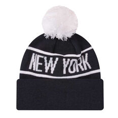 New York Yankees 2019 New Era Homerun Knit Beanie, , rebel_hi-res