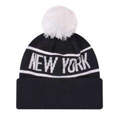 4a11cbbc0 ... New York Yankees 2019 New Era Homerun Knit Beanie