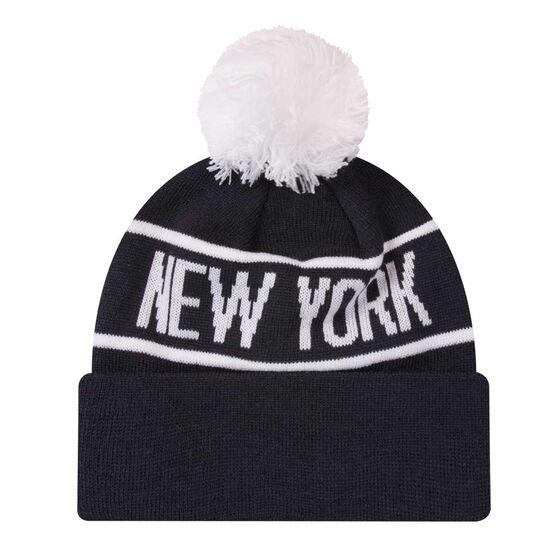 New York Yankees 2019 New Era Homerun Knit Beanie, , rebel_hi-res