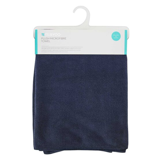 Ell & Voo Microfibre Plush Gym Towel, , rebel_hi-res