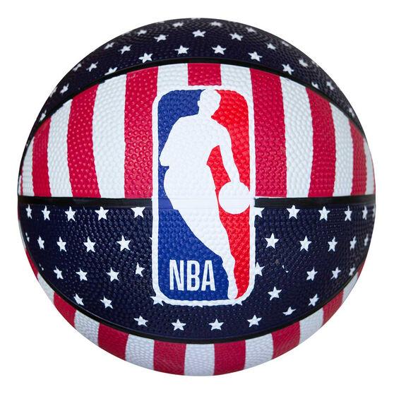 Spalding USA Mini Rubber Basketball, , rebel_hi-res