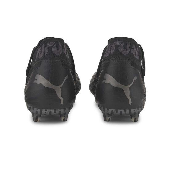 Puma Future 5.1 Netfit Football Boots, Black, rebel_hi-res